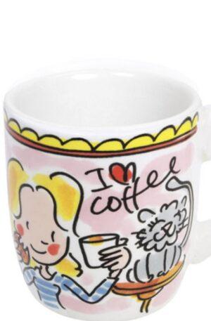 ESPRESSO MUG I LOVE COFFEE