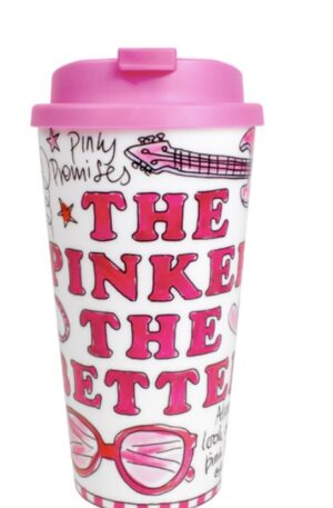 COFFEE TO GO PINK DAYS €9,95